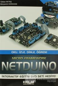 Netduino - Oku, İzle, Dinle, Öğren!