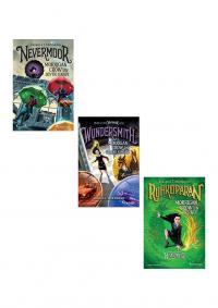 Nevermoor 3 Kitap Takım