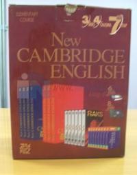 New Cambridge English 7 Cilt Kitap 14 Cd TakımElementary Course