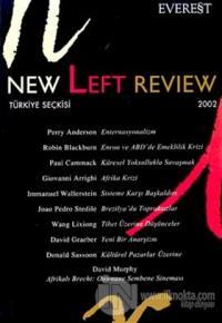 New Left Review 2002- Türkiye Seçkisi