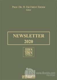 Newsletter 2020 (Ciltli) H. Ercüment Erdem