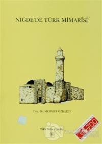 Niğde'de Türk Mimarisi (Ciltli) %15 indirimli Mehmet Özkarcı