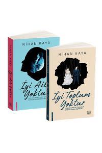 Nihan Kaya 2 Kitap Takım Nihan Kaya