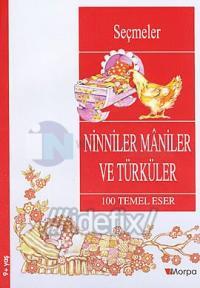 Ninniler Maniler ve Türküler