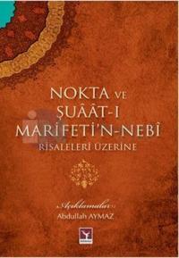 Nokta ve Şuaatt-ı Marifeti'n Nebi Risaleleri Üzerine