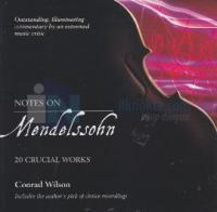 Notes on Mendelssohn