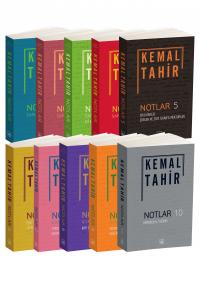 Kemal Tahir Notlar 10 Kitap Takım
