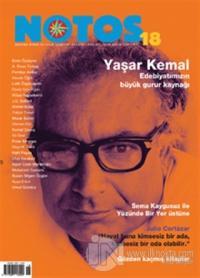 Notos Öykü Dergisi Sayı: 18 Ekim - Kasım 2009