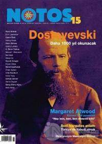 Notos Öykü İki Aylık Edebiyat Dergisi Sayı : 15