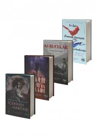 İthaki Kapsül Novella Kitaplığı 4 Kitap Takım