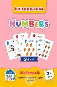 Numbers - İlk Kartlarım