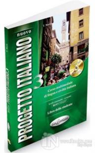 Nuovo Progetto Italiano 3 +2 CD (İtalyanca İleri Seviye)