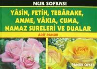 Nur Sofrası Yasin Yarım Defter (Yas-136/P14)