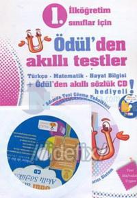 Ödül'den Akıllı Testler İlköğretim 1. Sınıflar İçin