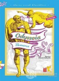 Odysseia - İkaros Çocuk Klasikleri