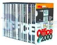 Office 2000 Görsel Öğrenim Seti 15 CD-ROM + 5 Kitap