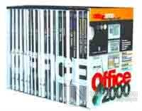 Office 2000 Görsel Öğrenim Seti 15 CD-ROM + 5 Kitap