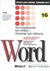 Office 2000 Görsel Öğrenim Seti Word