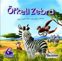 Öfkeli Zebra - Bozkırdan Arkadaşlar