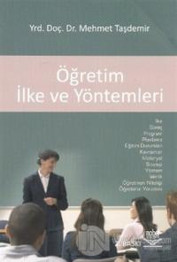 Öğretim İlke ve Yöntemleri (Mehmet Taşdemir)