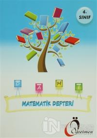 Öğretmen 4. Sınıf Matematik Defteri