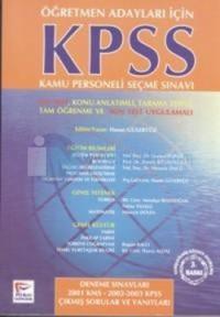 Öğretmen Adayları İçin KPSS Kolektif