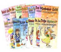 Okul Öncesi Eğitim Kitapları Seti 18 Kitap Takım