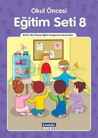 Okul Öncesi Eğitim Seti 8