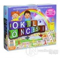 Okul Öncesi Uygulamalı Bilgi Beceri ve Zeka Oyun Seti