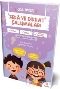 Okul Öncesi Zeka ve Dikkat Çalışmaları Seti (12 Kitap)