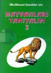 Okulöncesi Çocuklar İçin Hayvanları Tanıyalım 2