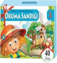 Okuma Sandığı 3 - 40 Kitap Takım