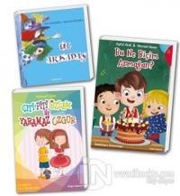 Okuyan Çocuk Seti 1 6 Yaş Kolektif