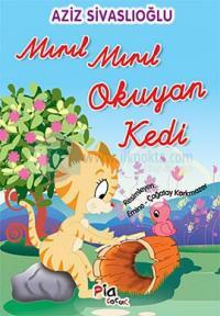 Okuyan Kedi Dizisi (10 Kitap Takım)