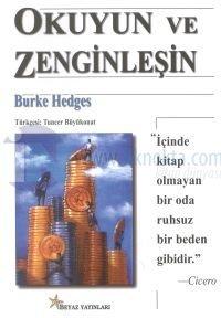 Okuyun ve Zenginleşin %25 indirimli Burke Hedges