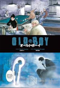 Oldboy Cilt: 7-8 Garon Tsuçiya
