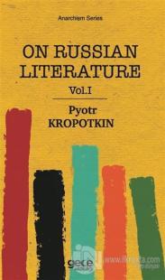 On Russian Literature Vol 1