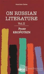 On Russian Literature Vol 2
