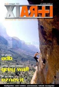 OnbirartıSayı: 3Tırmanış Sporları ve Kültür Dergisi