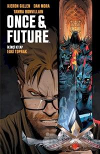 Once - Future İkinci Kitap: Eski Toprak