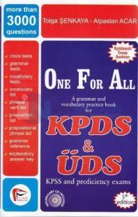 One For All Kpds & Üds Cd'li