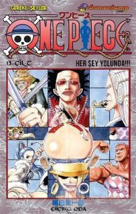 One Piece 13. Cilt