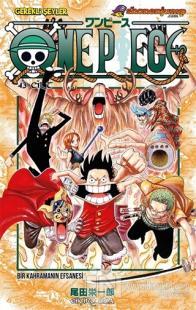 One Piece 43. Cilt Eiiçiro Oda