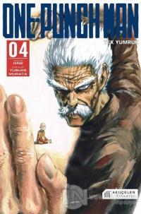 One-Punch Man - Cilt 4