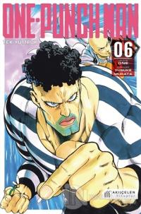One-Punch Man - Cilt 6