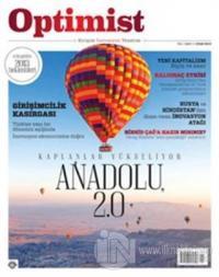 Optimist Dergisi Sayı: 1