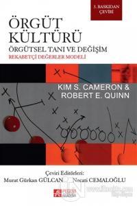 Örgüt Kültürü Örgütsel Tanı ve Değişim