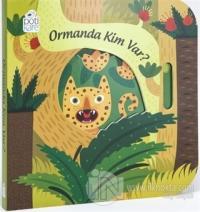 Ormanda Kim Var? - Hareketli Kitaplar