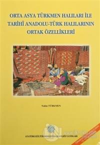 Orta Asya Türkmen Halıları ile Tarihi Anadolu - Türk Halılarının Ortak