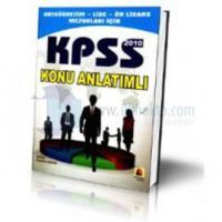 Orta Öğretim Lise Ön Lisan Mezunları İçin KPSS 2010 K.A.